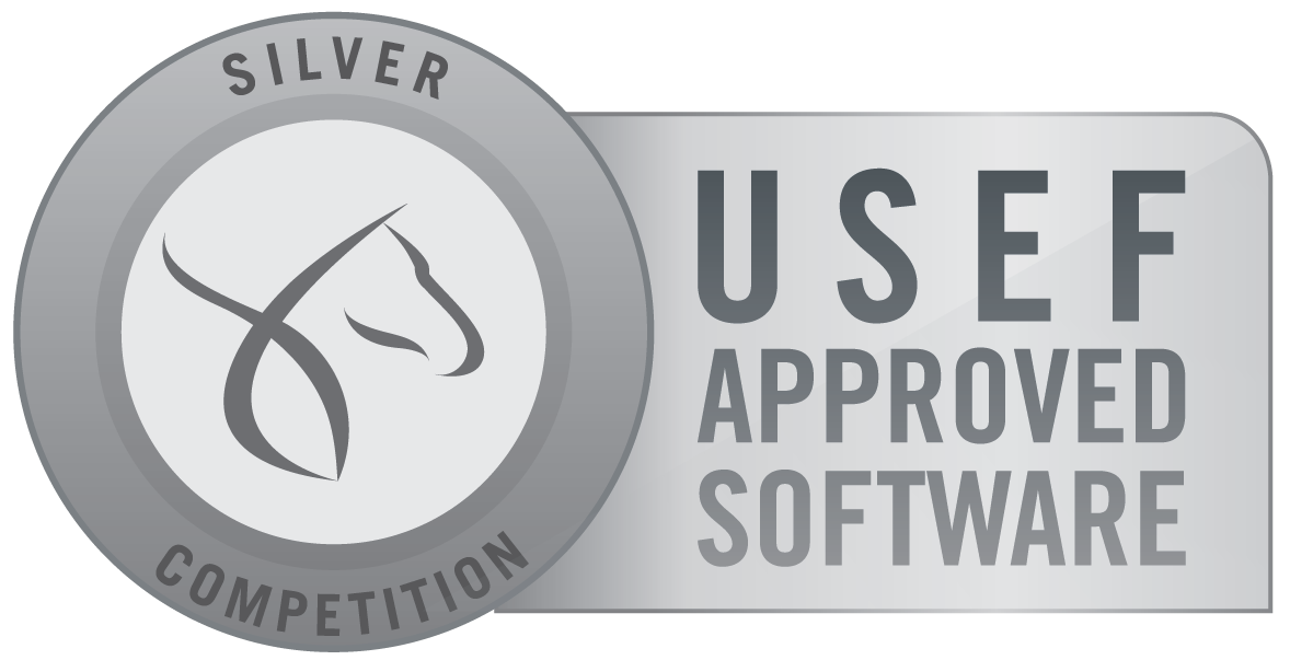 USEF Approved Software